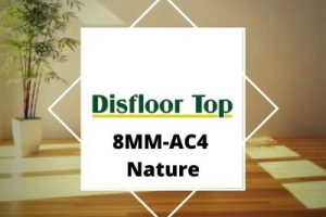 Disfloor III Top 8MM-AC4 Nature