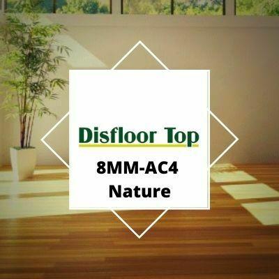 Disfloor III Top 8MM-AC4 Nature