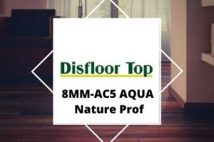 Disfloor III Top 8MM-AC5 AQUA Nature Prof