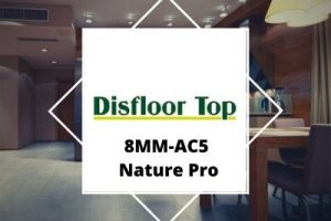 Disfloor III Top 8MM-AC5 Nature Pro