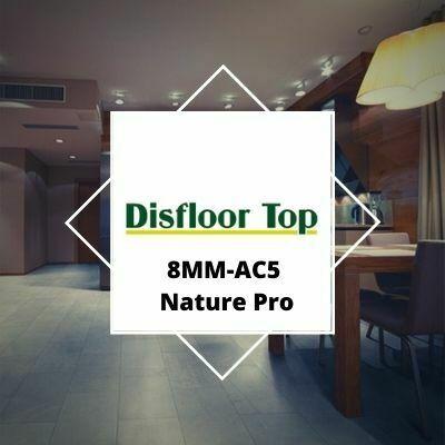 Disfloor III Top 8MM-AC5 Nature Pro